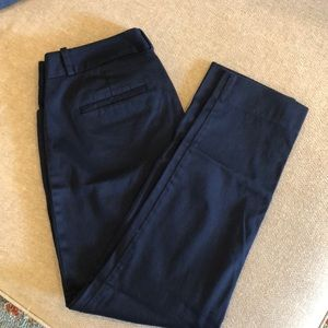 The Limited Pencil Pant, Navy. Like new